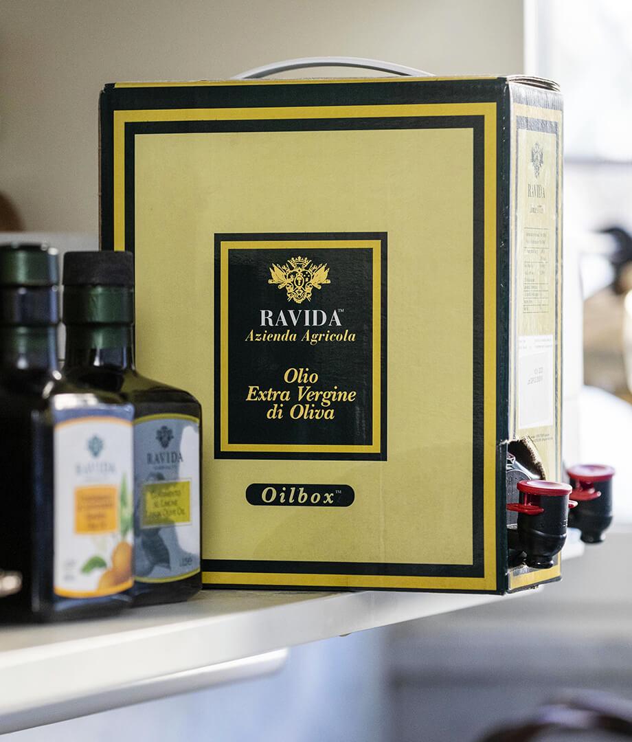 OilBox 3 litri