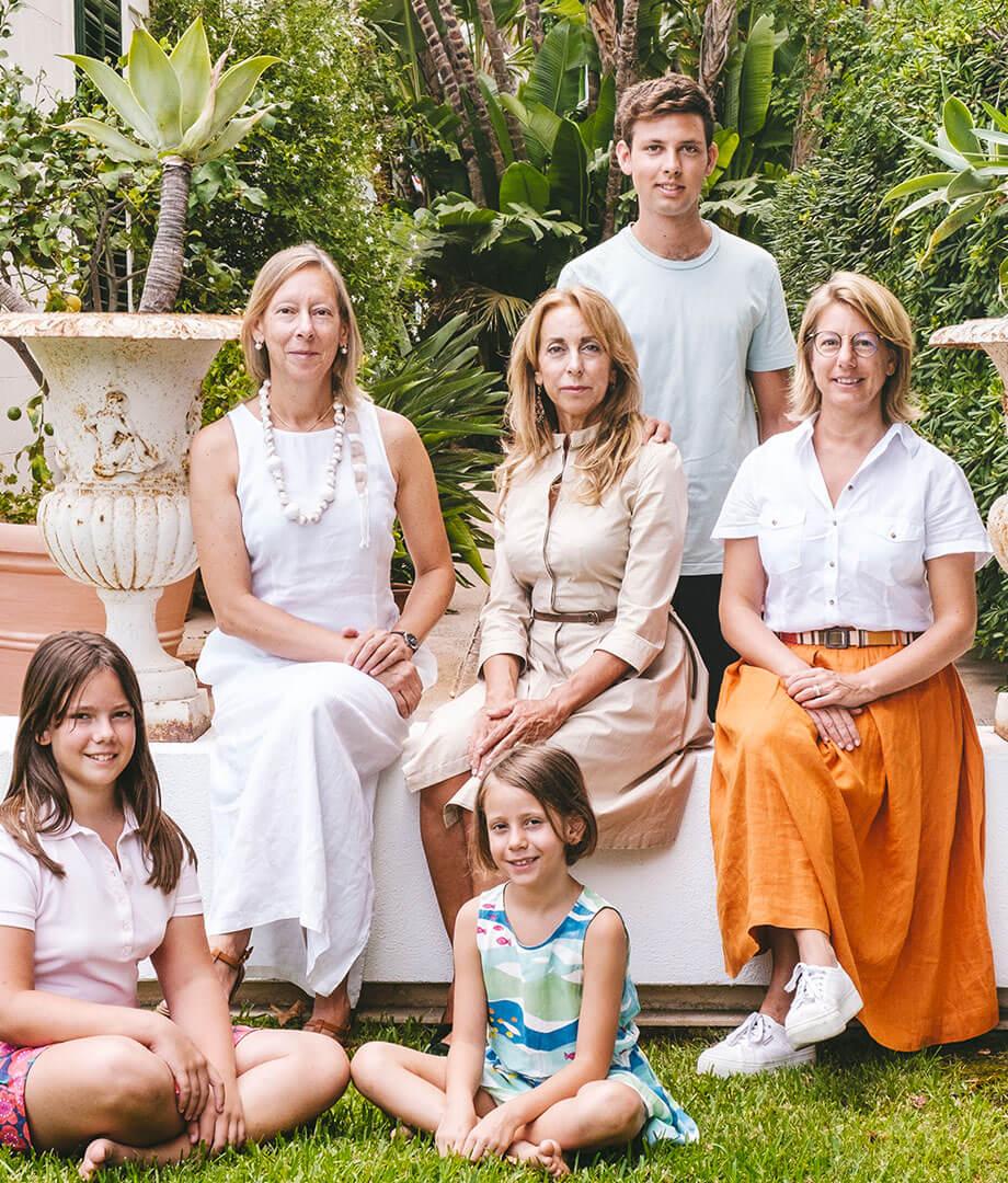la Famiglia Ravidà